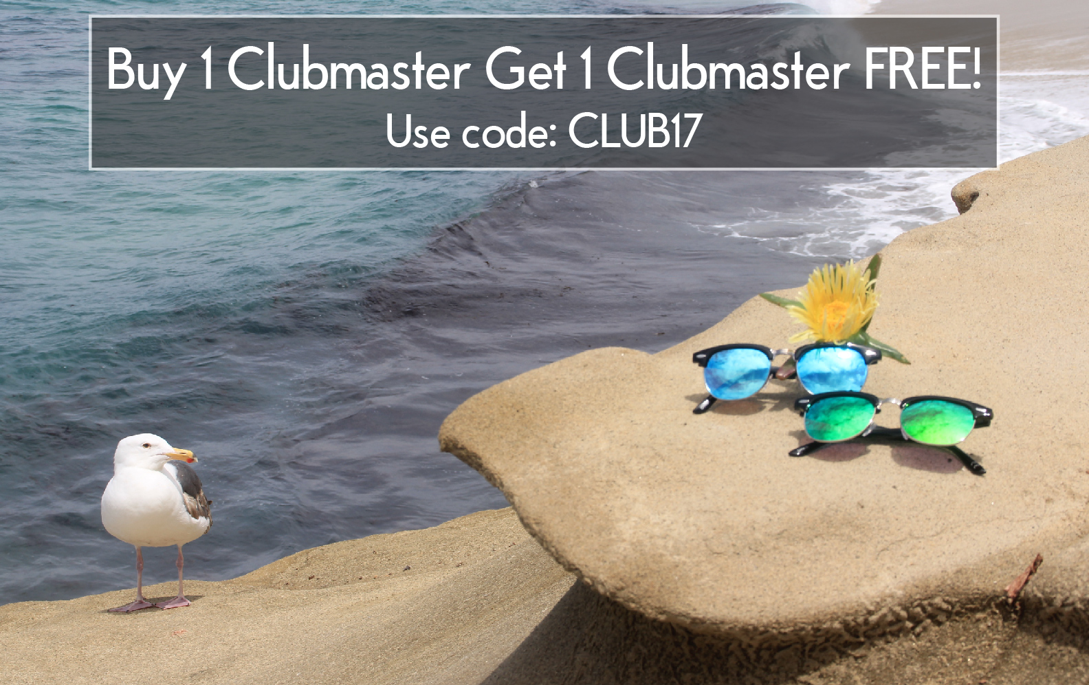 Clubmaster Offer