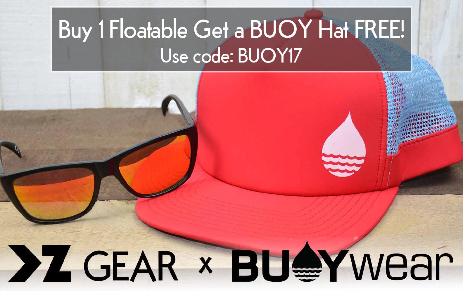 Buoy Hat Offer