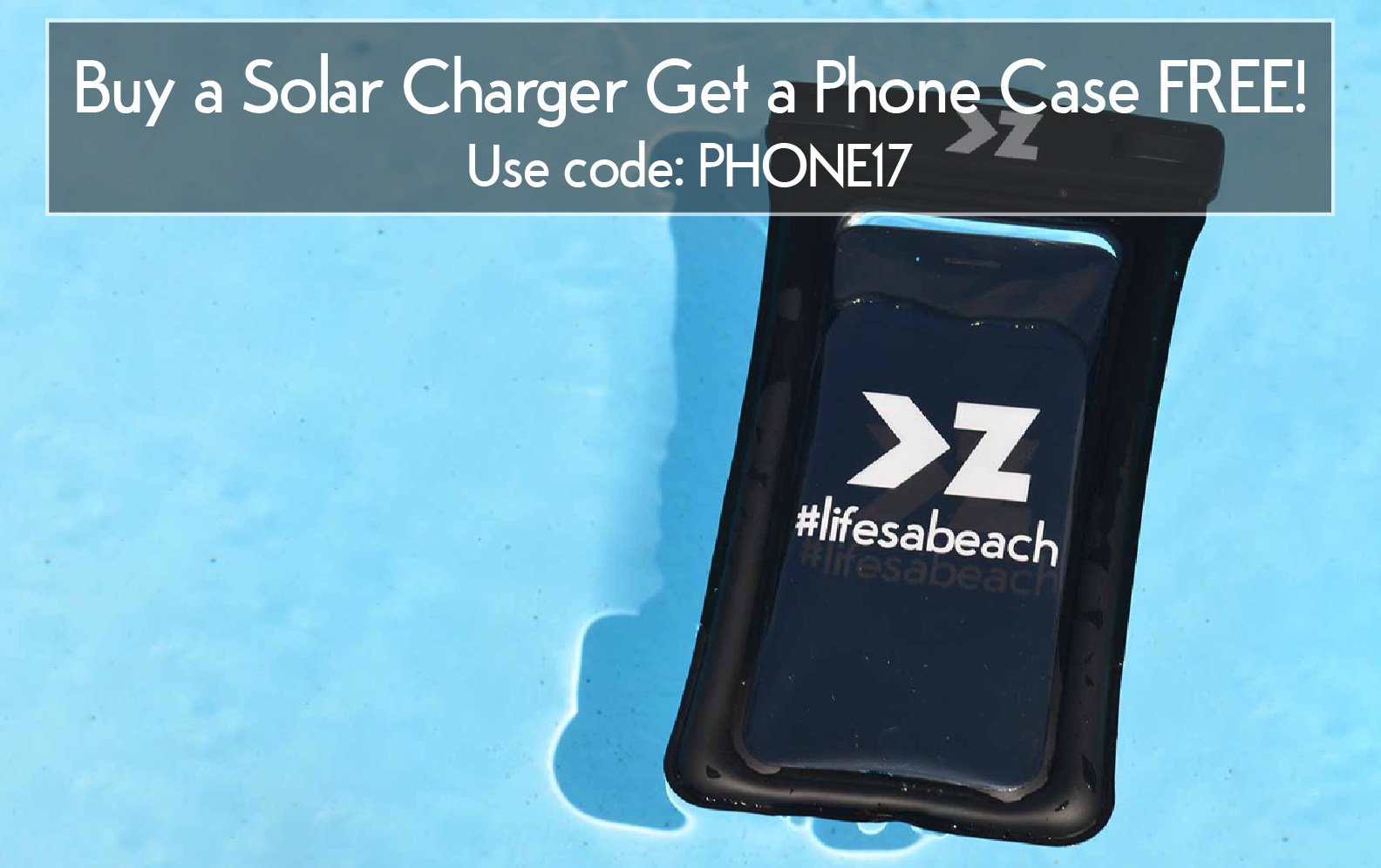 Charger + Phone Case Offer