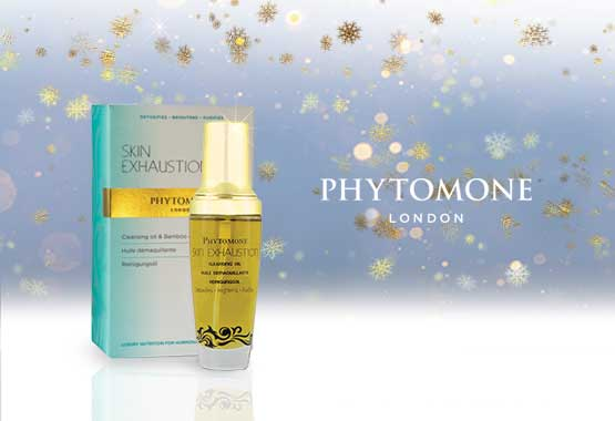 CLEANSE WITH SKIN EXHAUSTION CLEANSING OIL