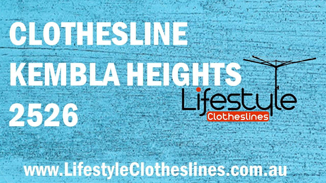 Clotheslines Kembla Heights 2526 NSW