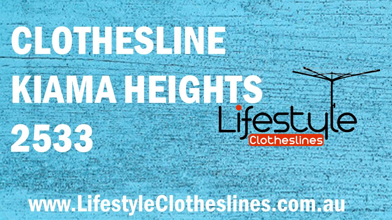 Clotheslines Kiama Heights 2533 NSW