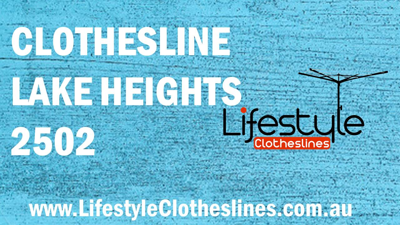 Clotheslines Lake Heights 2502 NSW