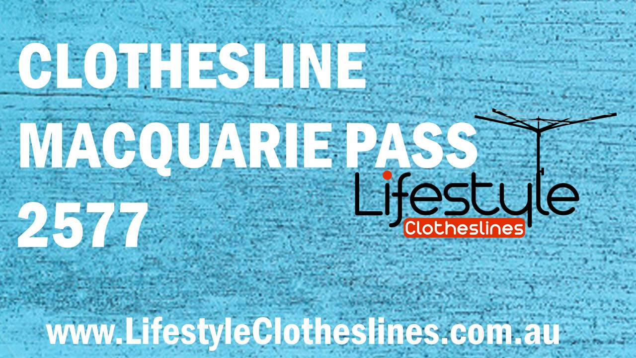 Clotheslines Macquarie Pass 2577 NSW