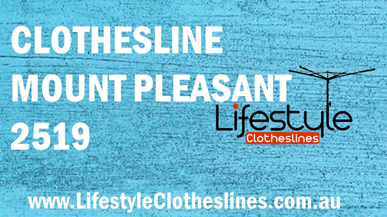 Clotheslines Mount Pleasant 2519 NSW