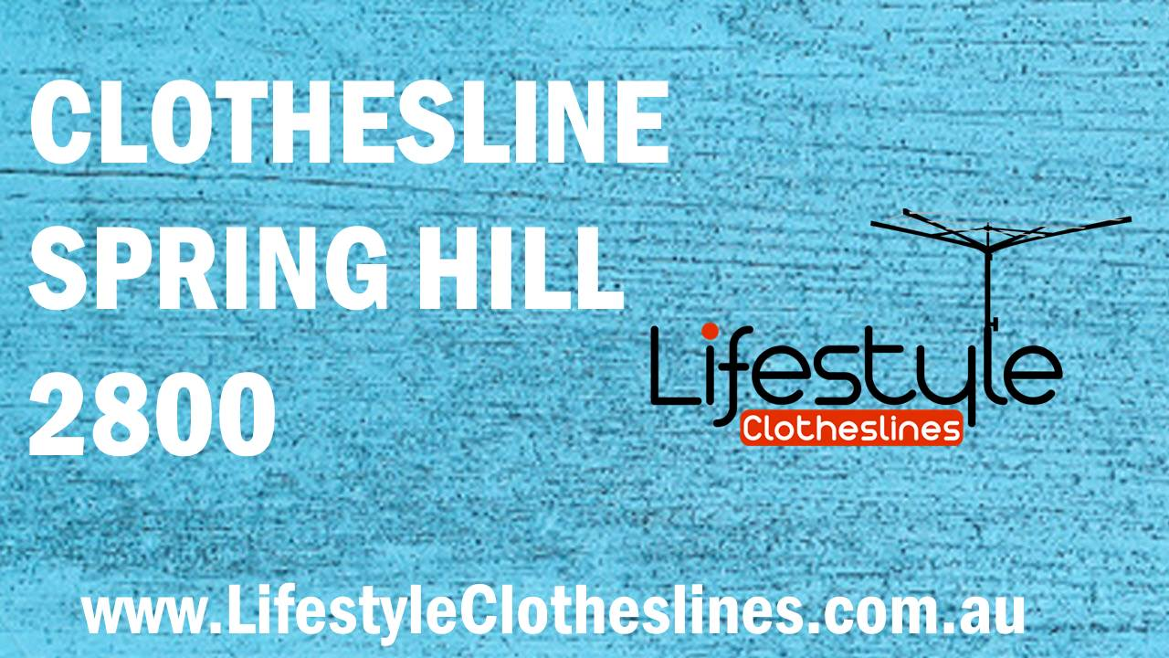 Clothesliens Spring Hill 2800 NSW