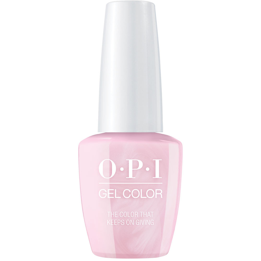the color that keeps on giving xoxo opi