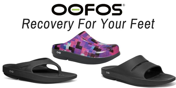 85c08c7bf14b Oofos Recovery Footwear — HeartRateMonitorsUSA.com