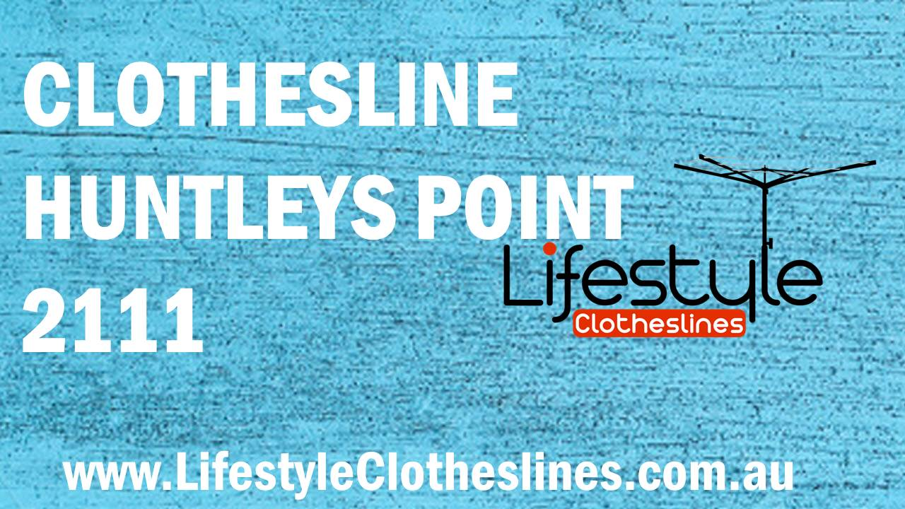 Clotheslines Huntleys Point 2111 NSW
