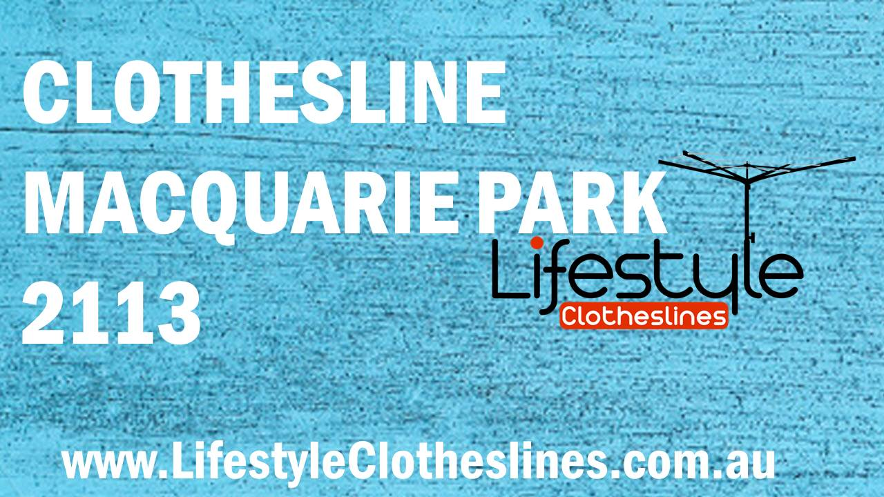 Clotheslines Macquarie Park 2113 NSW