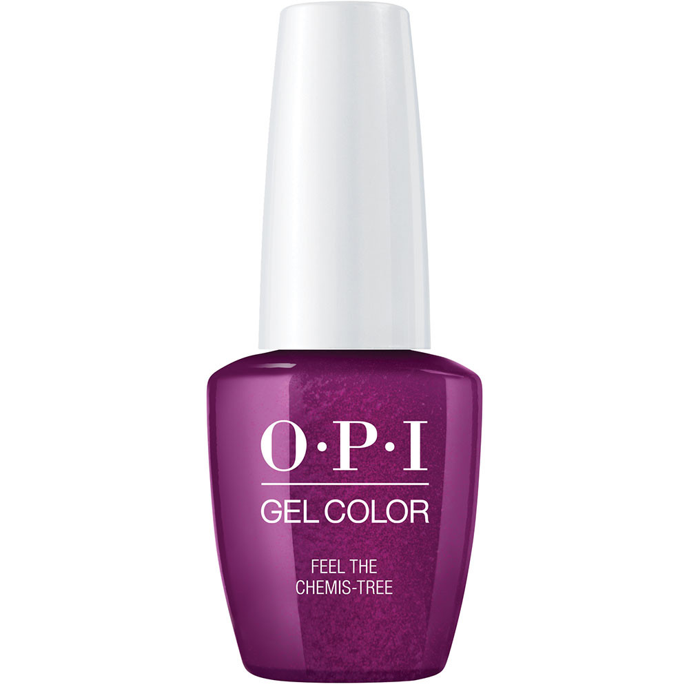 feel the chemis-tree xoxo opi