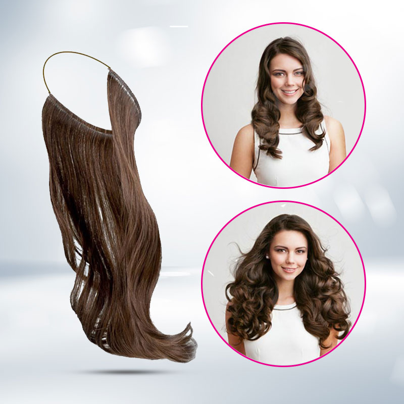 Invisible Halo Extensions