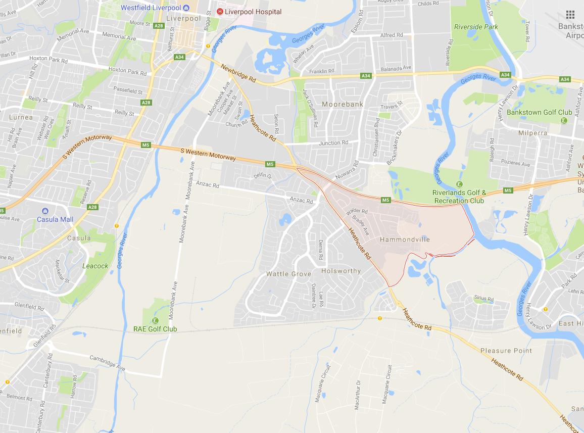 Clothesline Hammondville 2170 NSW