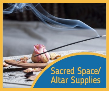 sacred space altar supplies