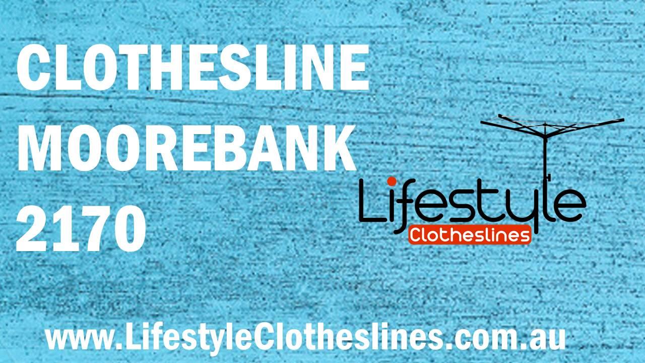 Clotheslines Moorebank 2170 NSW