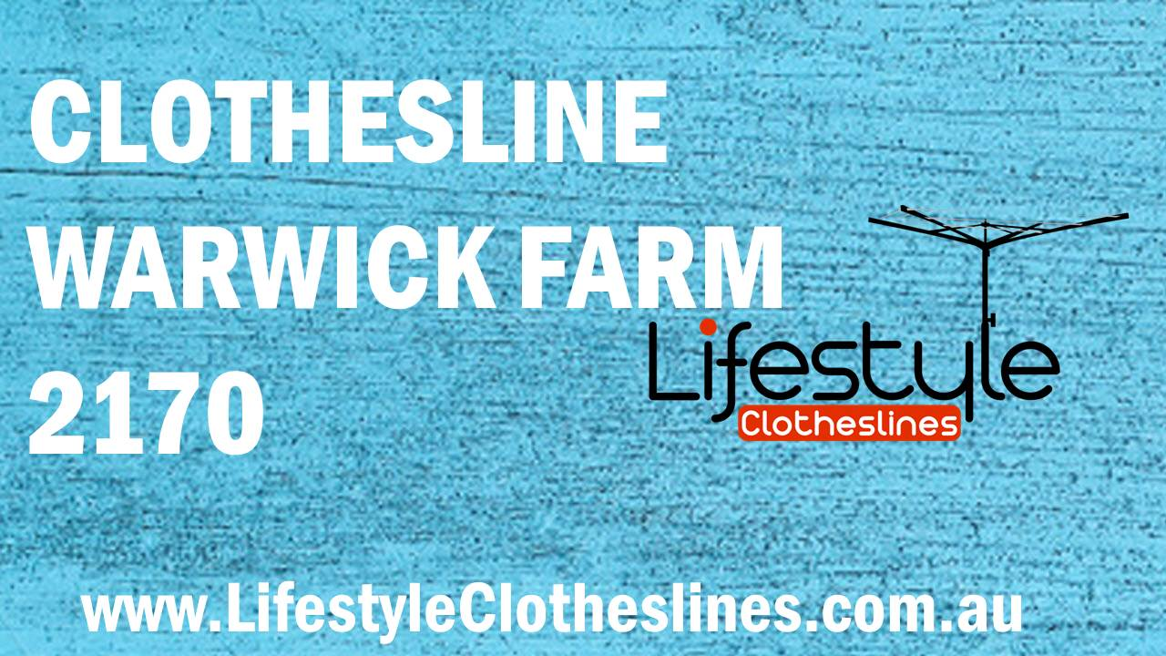 Clotheslines Warwick Farm 2170 NSW