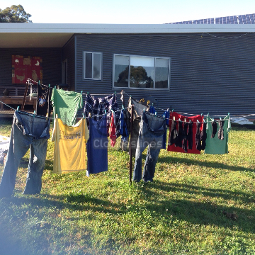 Clothesline Wattle Grove 2173 NSW