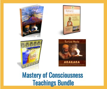 Mastery of consciousness siddha teachings