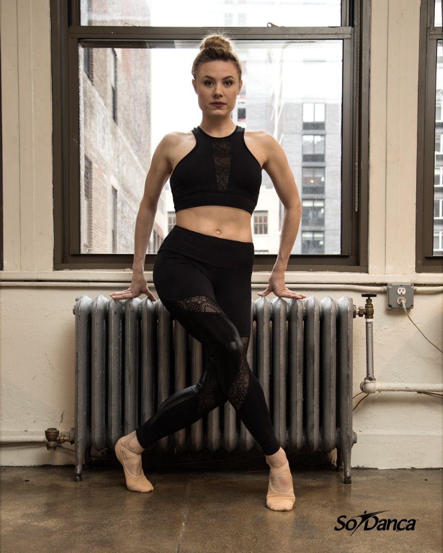 Sara Mearns Collection by So Danca