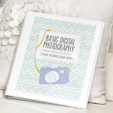 Basic Digital Photography Course Curriculum