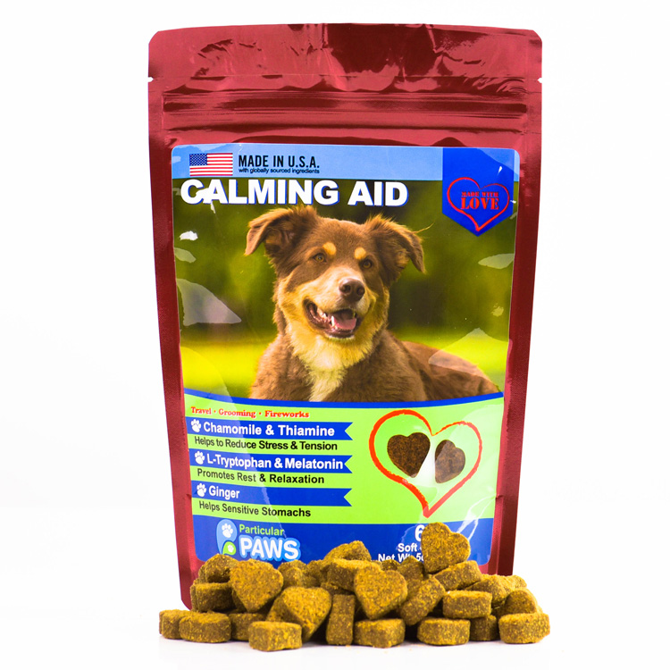 Calming Aid Soft Chews