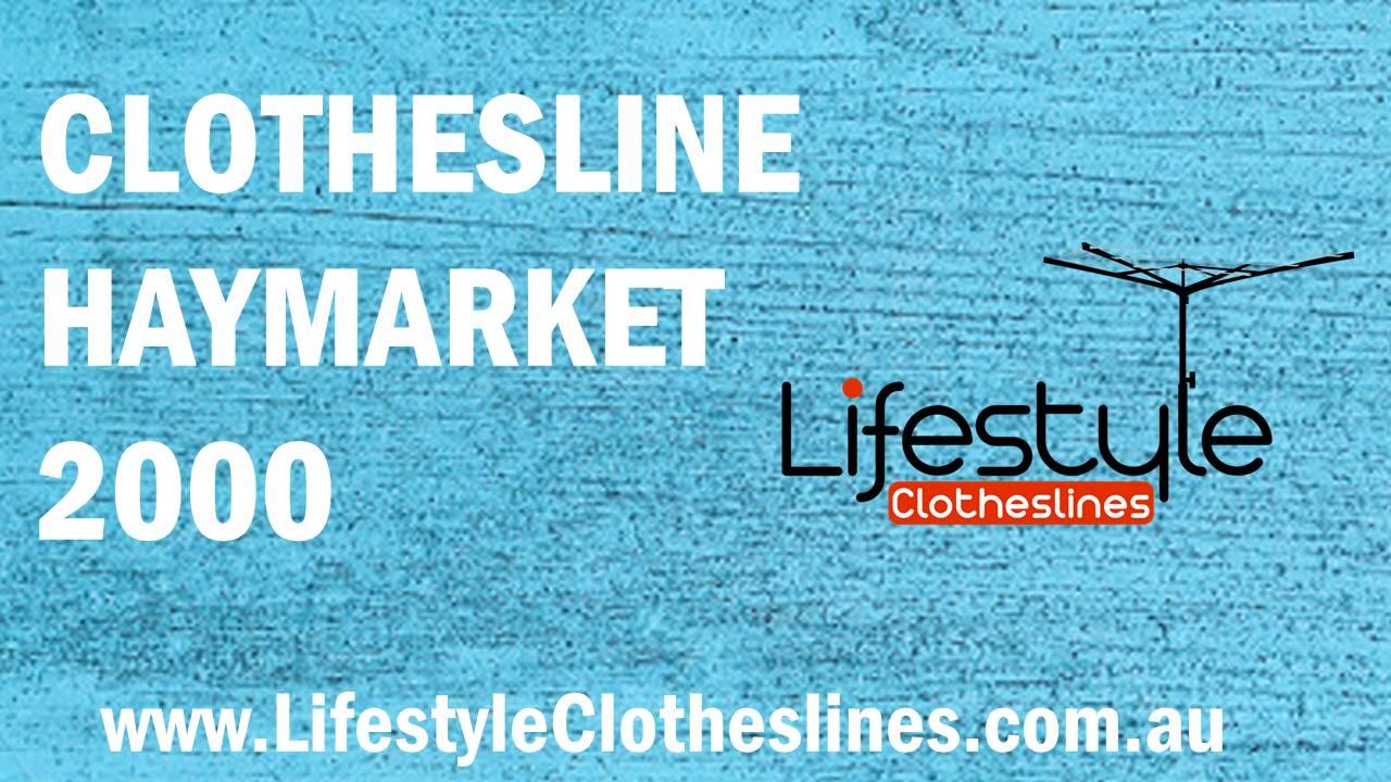 Clotheslines Haymarket 2000 NSW