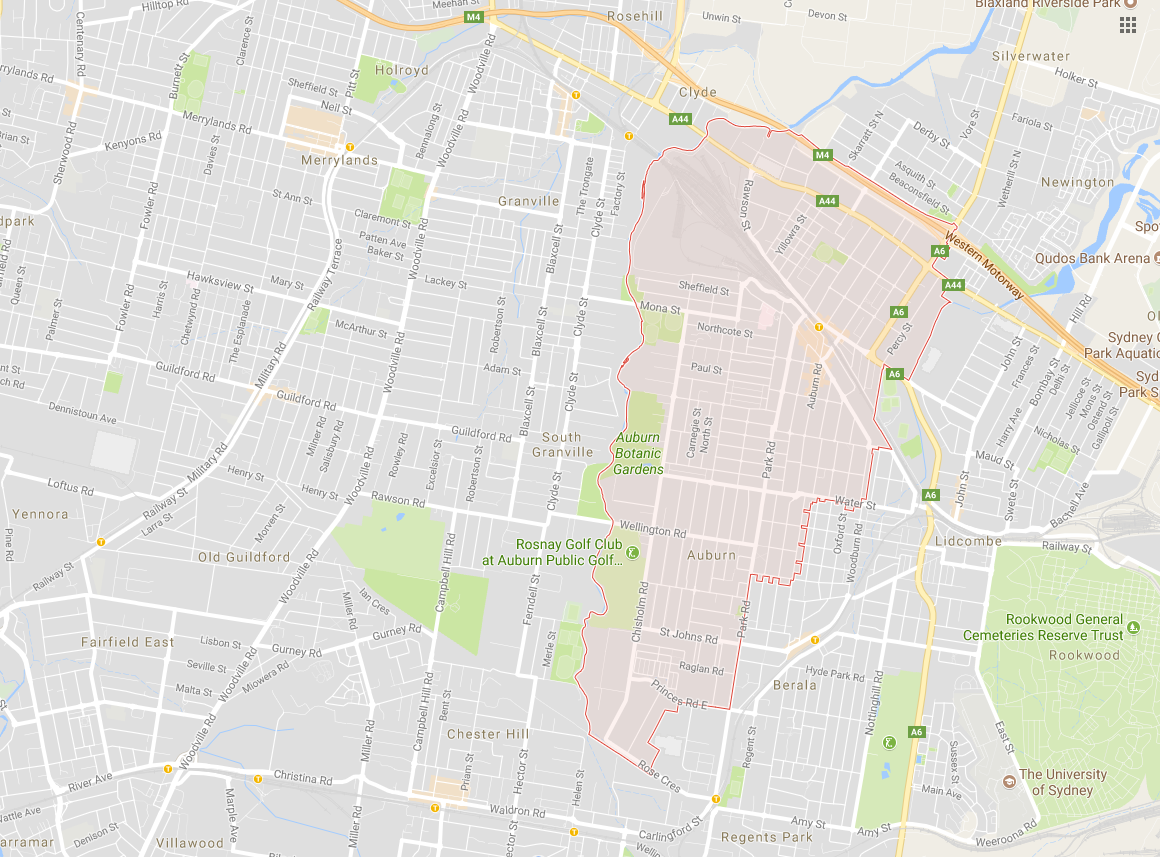 Clothesline Installation Auburn 2144 NSW