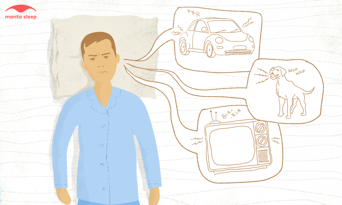 Noise Pollution Is Killing Your Sleep Here S What To Do Manta Sleep