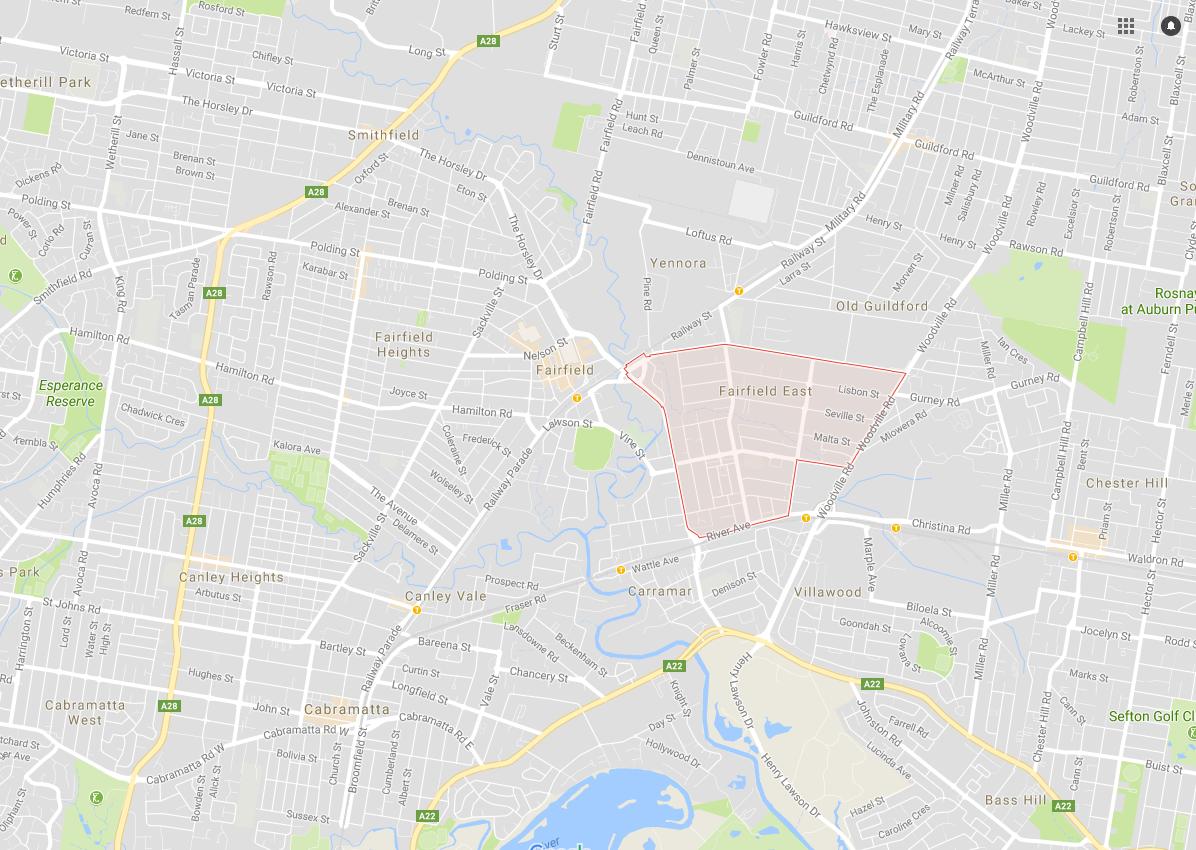 Clothesline Fairfield East 2165 NSW