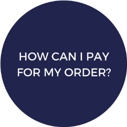 How can I pay for my order?