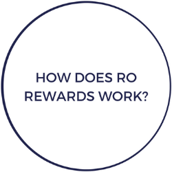 How does RO Rewards work?