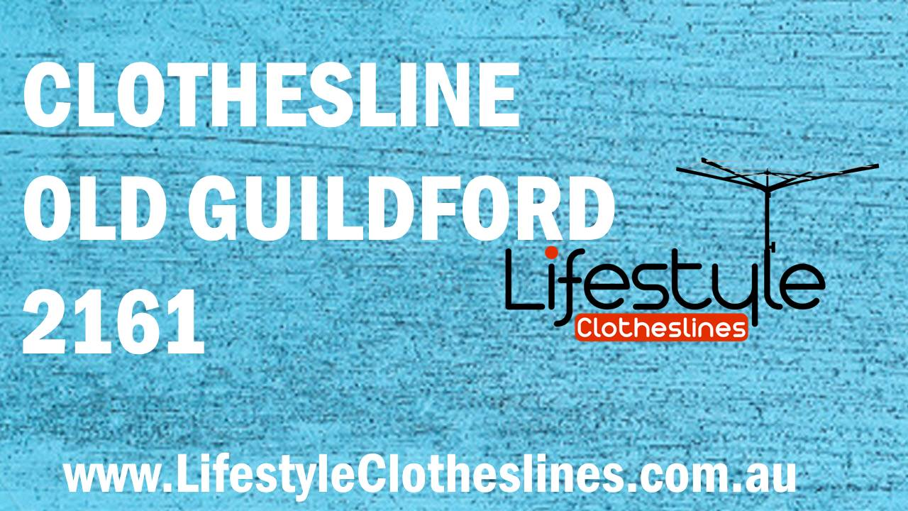 Clotheslines Old Guildford 2161 NSW