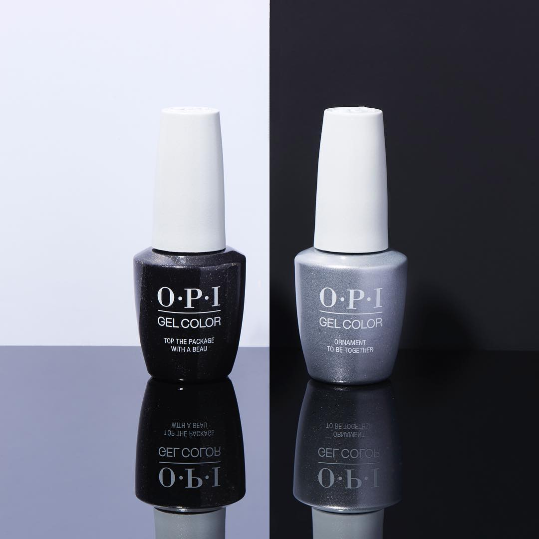 Opi Gel Nail Polish Vs Cnd Shellac Creative Touch