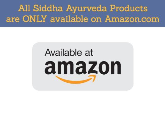 siddha ayurveda amazon