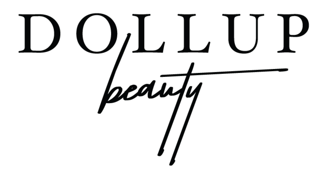 Dollup Beauty black logo