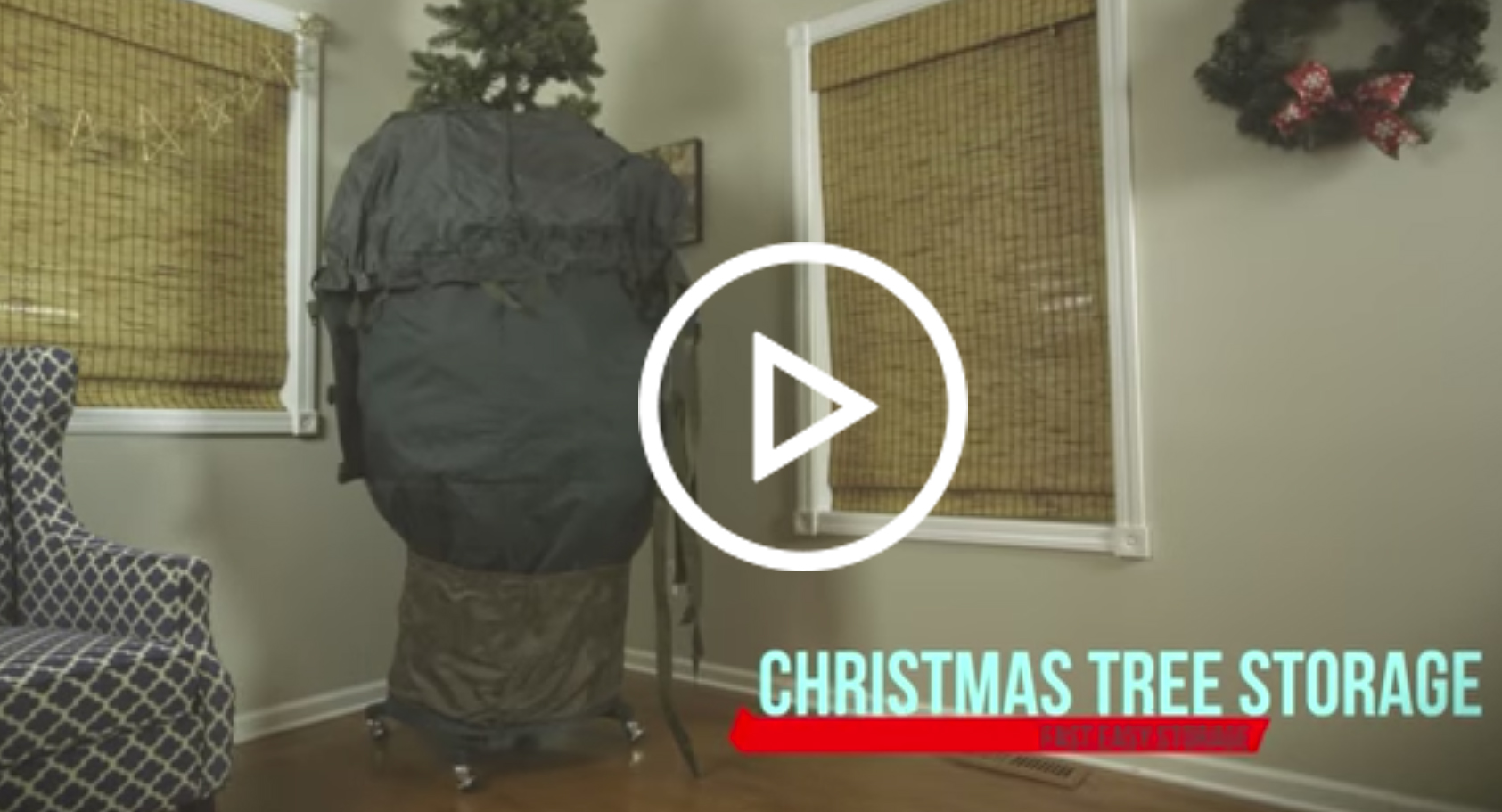 Tree Keeper Storage Bag Video