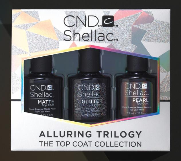 alluring trilogy cnd shellac