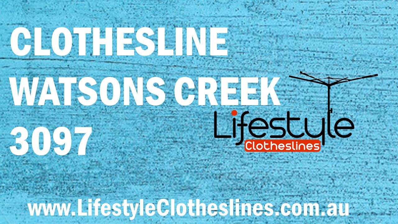 Clotheslines Watsons Creek 3097 VIC