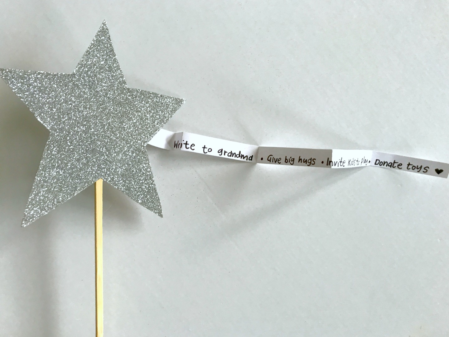 Kindness Wishing Wand