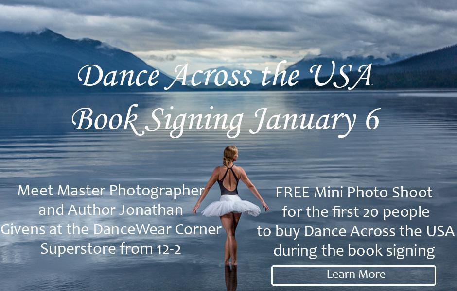 Dance Across the USA Book