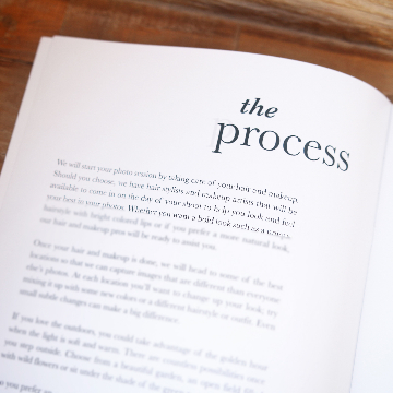 The Process Text for Senior Welcome Guide
