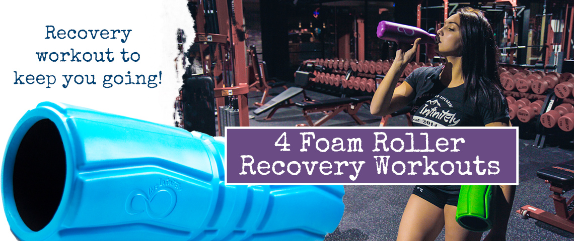 Foam Roller Recovery Workout