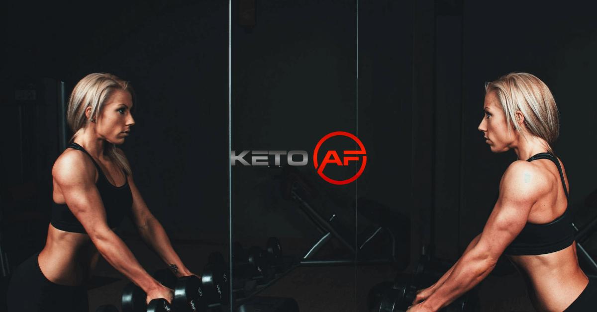 KETO AF Weightlifing
