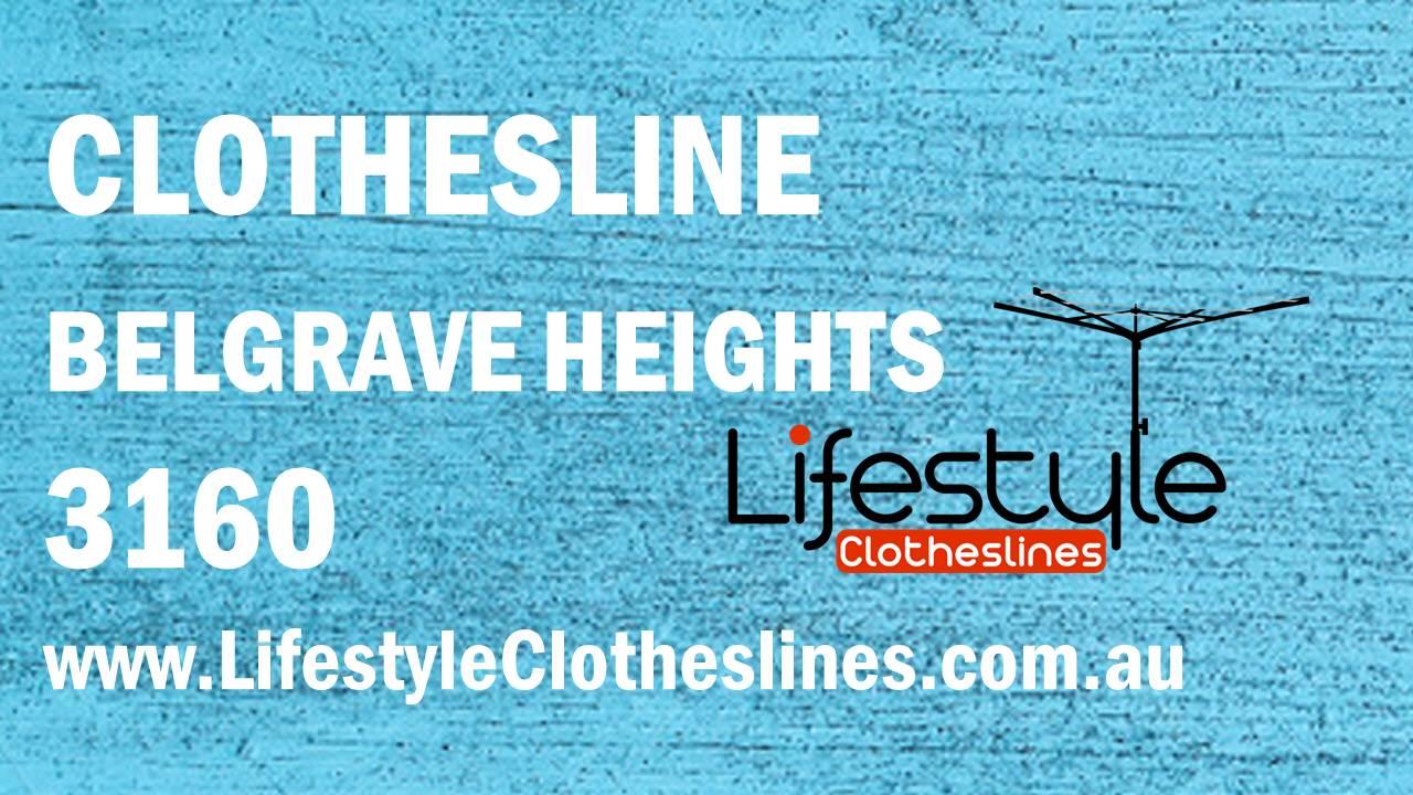 Clotheslines Belgrave Heights 3160 VIC