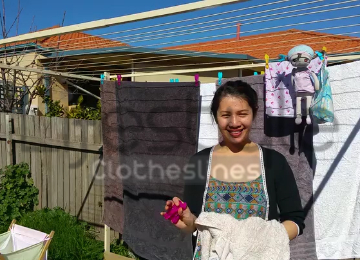 Clothesline Box Hill South 3128 VIC