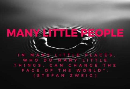 many little people