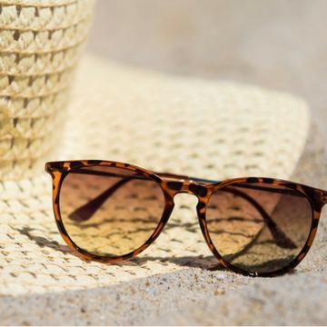 Eye Love Fleek Brown Sunglasses