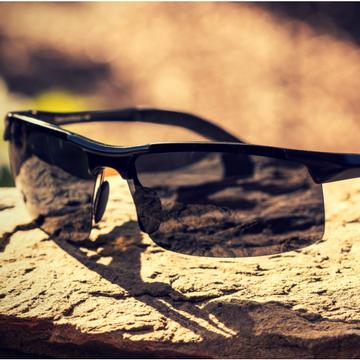 Eye Love Wolverine Metal Mens Sunglasses