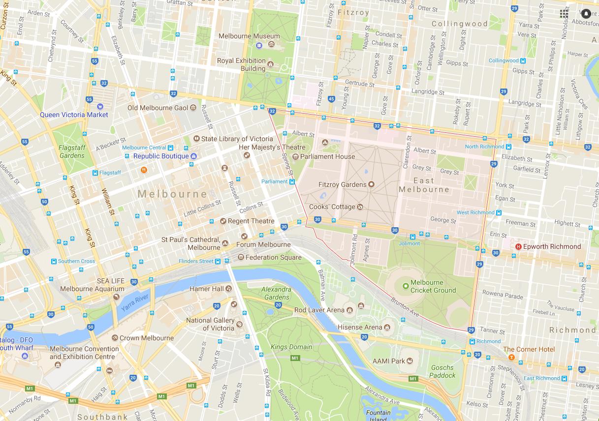 Clotheslines East Melbourne 3002 VIC