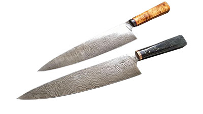 STABILIZED WOOD – AN IMPORTANT COMPONENT FOR KNIFE HANDLES